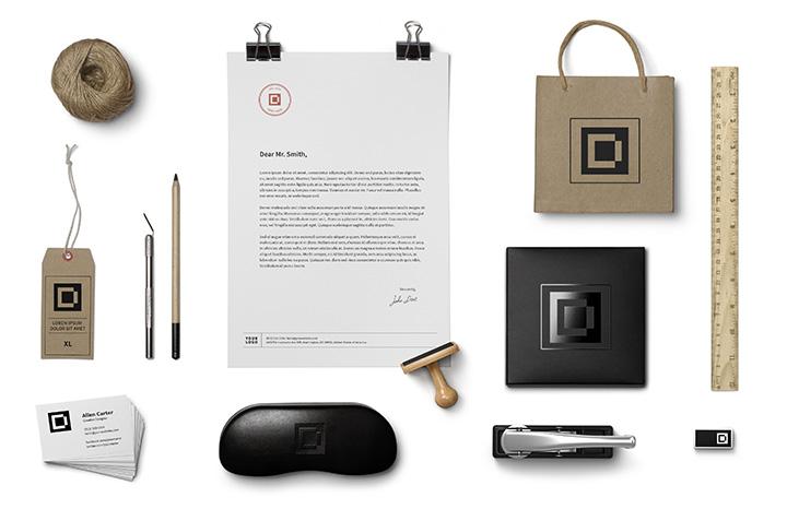 Thiết kế bộ nhận diện thương hiệu giá rẻ